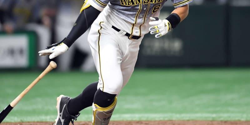 阪神・佐藤輝 球団新人82年ぶり快挙打でセ界一「得点+打点」岡本和に並んだ