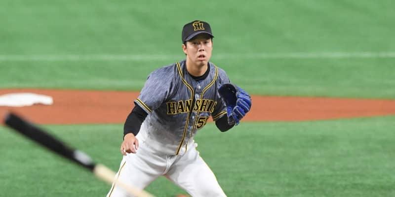 阪神・青柳 2年ぶり巨人戦3勝目「試合前から岡本にはやり返したい」