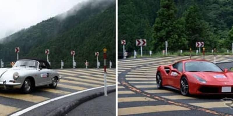 トーヨータイヤ、自動車ラリーイベントに協賛 交通安全を啓発