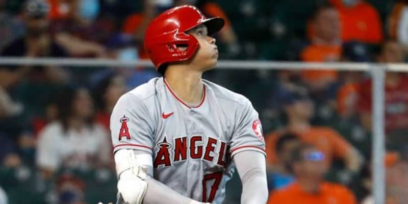 【MLB】大谷翔平、第1打席で左翼フェンス直撃二塁打 19日の先発登板回避も「2番・DH」でスタメン