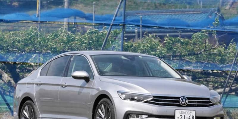 【VW パサート 新型試乗】昔ながらの質実剛健は今、個性となるか…中村孝仁