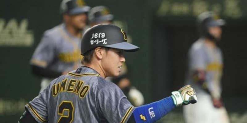阪神・梅野隆太郎が脅威の得点圏打率.538 歴代最高は3冠王3度の大打者