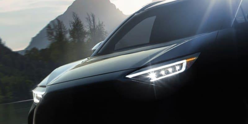スバル 新型EVのソルテラ発表に「電動化でもスバルらしさに期待」の声【みんなの声を聞いてみた】