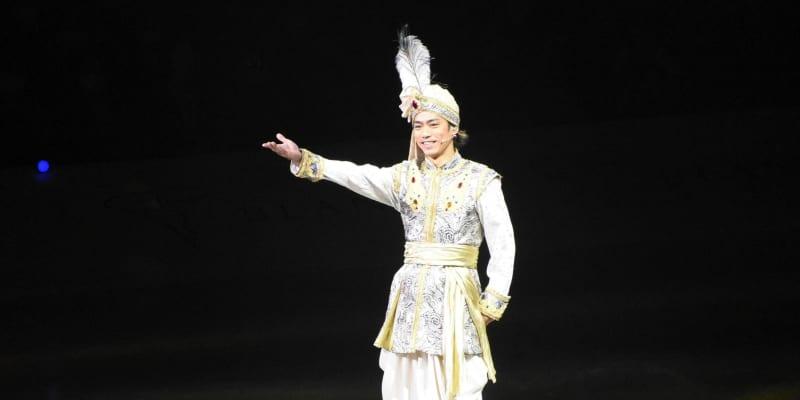 フィギュア 高橋大輔の主演アイスショー「LUXE」が開演 来季へ「目標は五輪出場」