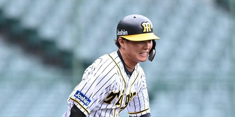阪神・北條が2軍戦で実戦復帰 代打出場で遊ゴロ、二塁守る
