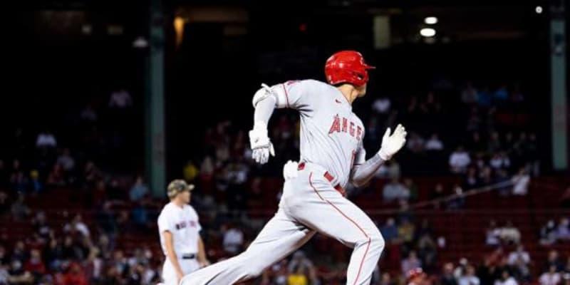 【MLB】大谷翔平、リーグトップタイ特大11号 打たれた右腕も脱帽「僕には多分、一生無理」