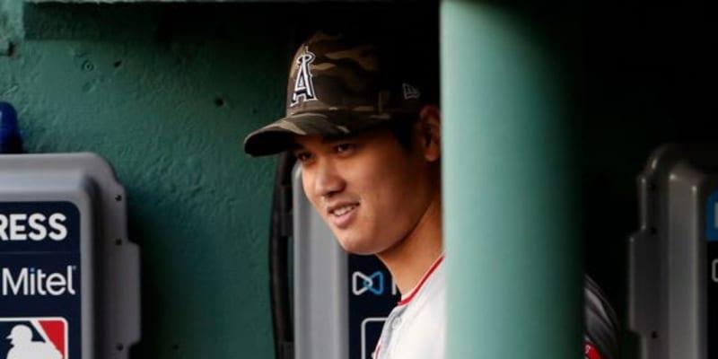 「MLBで最も魅力ある選手」敵地紙すら期待する大谷翔平、元二刀流の敵軍選手も称賛