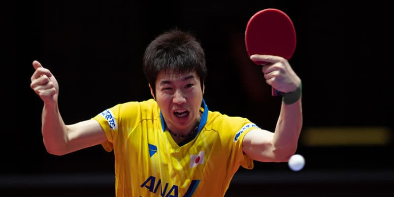 【卓球】アジア選手権日本代表選考会 男子出場選手発表 東京五輪代表 水谷、丹羽ら24名