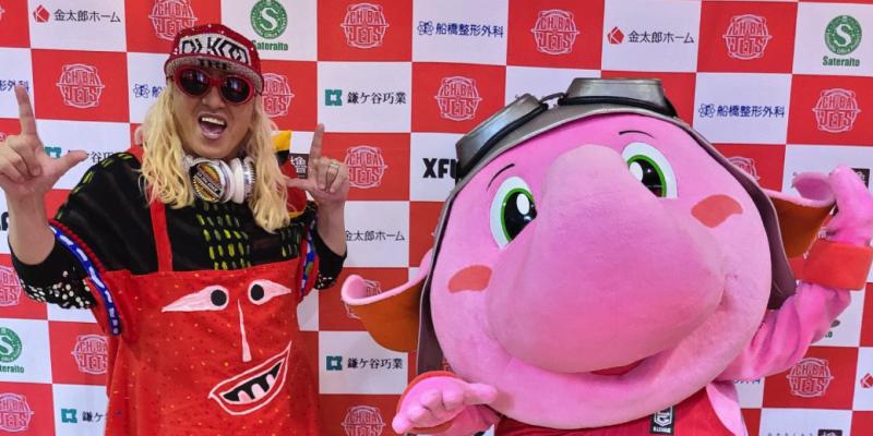 「古和釜中学に通ってた」DJ KOOが「優勝に向かってGO JETS!!」