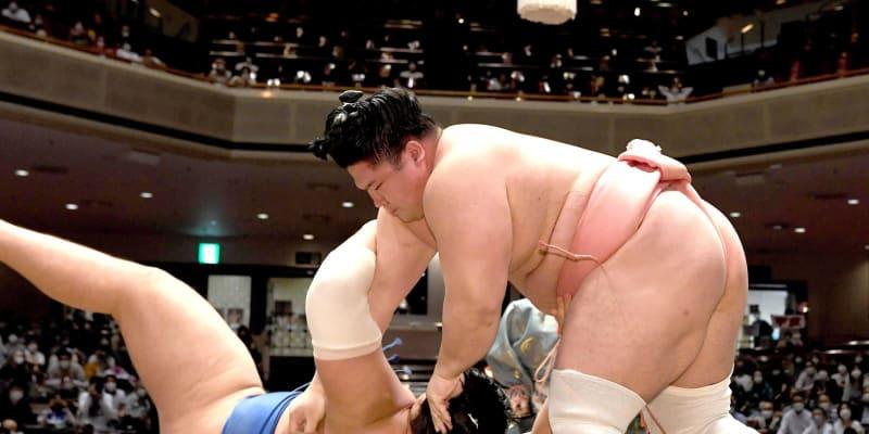 宇良、いざ1343日ぶり幕内土俵へ 業師の真骨頂!肩すかしで6勝目