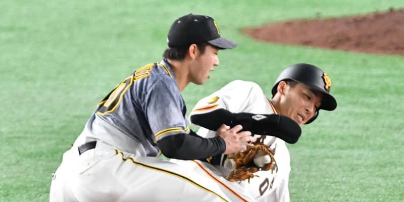 岡田彰布氏がTG戦のポイントを分析「ミスが出た方は勝てんよな」