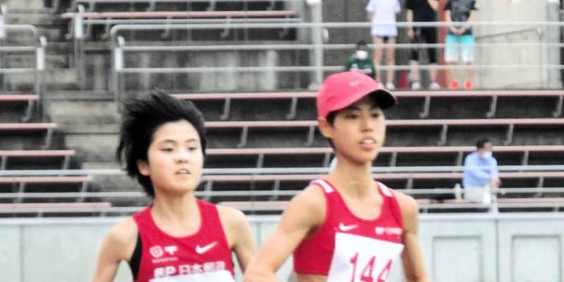 広中璃梨佳、3000メートル大会新でV 1万メートルで五輪決め「自信になった」
