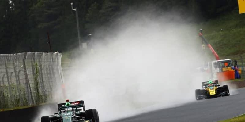 【順位結果】2021スーパーフォーミュラ第3戦オートポリス 決勝レース