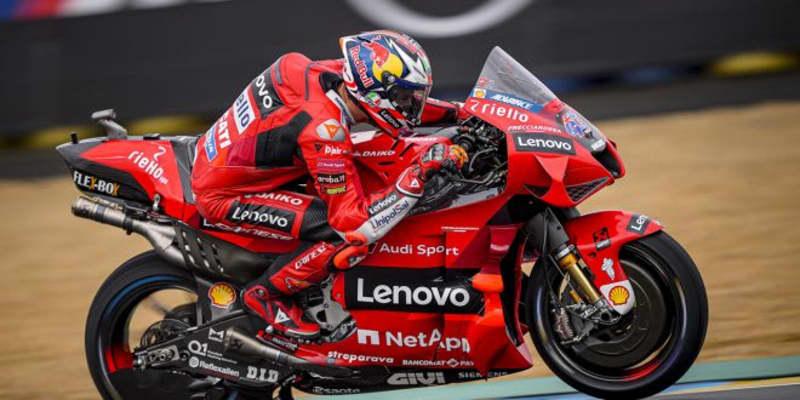 【順位結果】2021MotoGP第5戦フランスGP MotoGP決勝