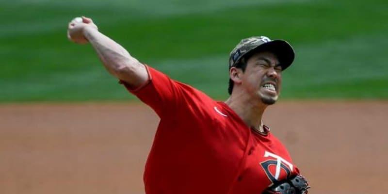 【MLB】前田健太、5回途中5失点で3勝目ならず 防御率5.26、4連打で満塁ピンチ降板