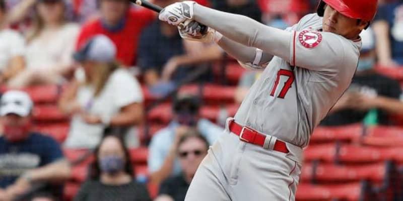 【MLB】大谷翔平、起死回生の逆転12号2ラン 9回土壇場でメジャートップタイ弾