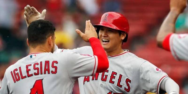 【MLB】大谷翔平「なんとか勝てたのは大きい」 メジャートップタイの決勝12号2ランに手応え