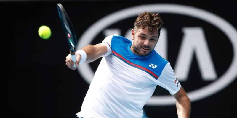 元世界3位のテニス選手、左足の手術からのリハビリは順調