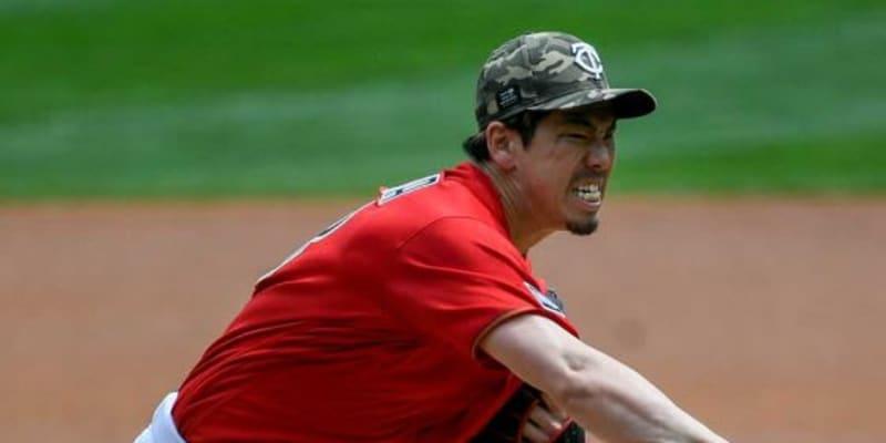 【MLB】前田健太、股関節の張りで降板 5回途中5失点で3勝目ならず、防御率5.26