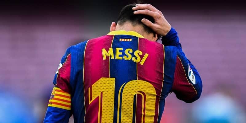 バルセロナ終戦…メッシの「レアヘッド」も屈辱の3位以下決定