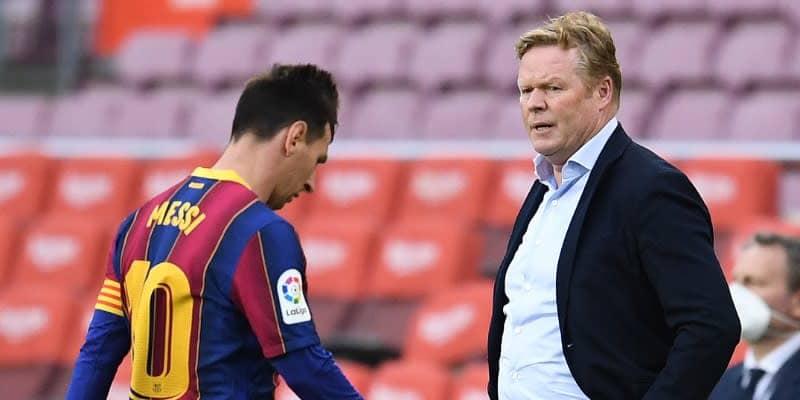屈辱のバルセロナ、クーマン監督解任を決断か