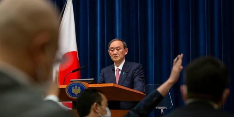 菅内閣の支持率急落---コロナ対応、安全安心な五輪発言「納得できぬ」7割[新聞ウォッチ]