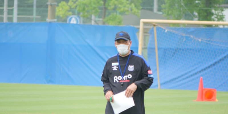 【G大阪】松波新監督 チーム浮上へカギは「一人ひとりの良さを出す意識」