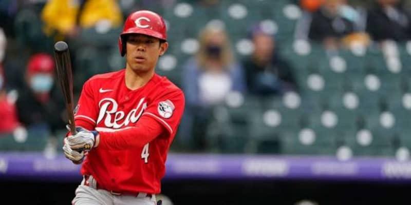 【MLB】秋山翔吾、米2年目で初の3安打「すごく良かった」 今季初打点で5点差勝利貢献