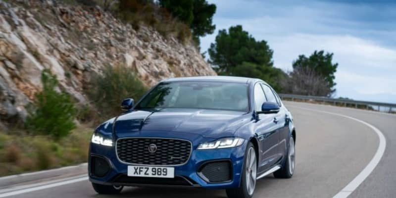 ジャガー、内外装刷新で装備充実の『XF』と『XFスポーツブレイク』の2021年モデルを導入