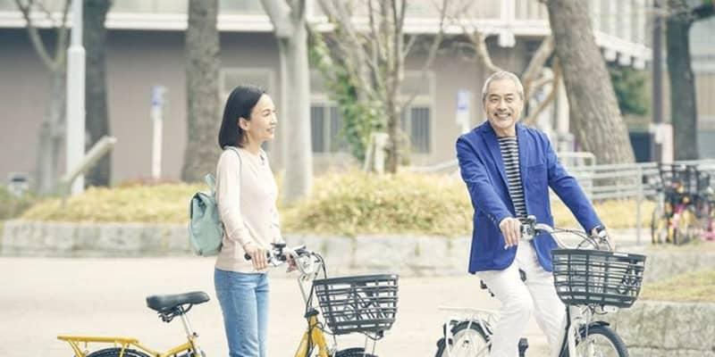 ヤマハ発動機、シニア向け電動アシスト自転車『PAS シオン-U』をフルモデルチェンジ