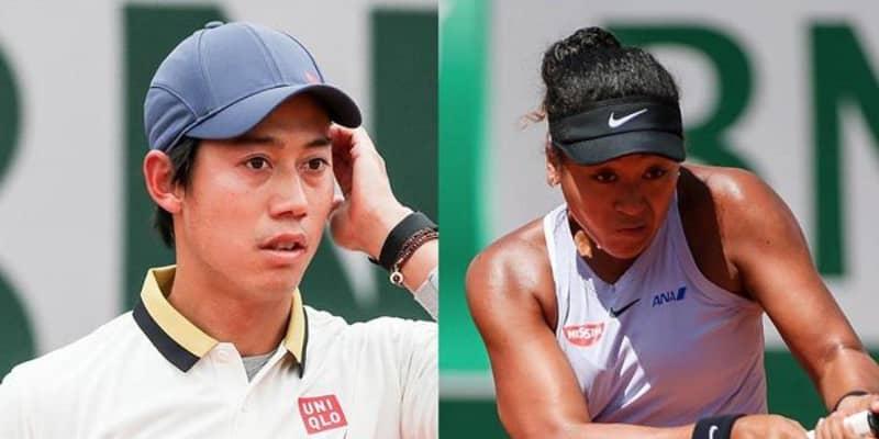 全仏オープンテニス 5月30日(日)開幕!錦織圭、大坂なおみが出場