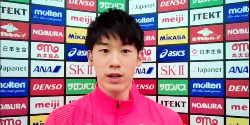石川祐希主将「覚悟を持って取り組む」東京五輪へ海外勢「やりたいと言っていた」