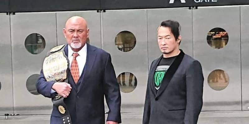 """丸藤、武藤はノアにとって「頼もしく、脅威」6.6""""天才対決""""勝って存在意義示す"""