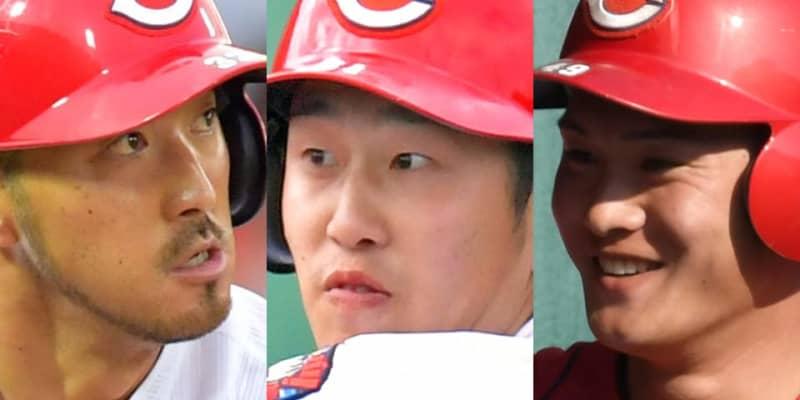 広島・菊池涼、小園ら3人が新型コロナ感染 首位打者の1番&5番の離脱で大打撃