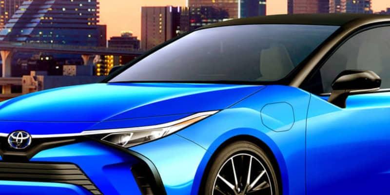 トヨタの新EVシリーズ「bZ」、第二弾はスポーツセダンに! ライバルは5シリーズか