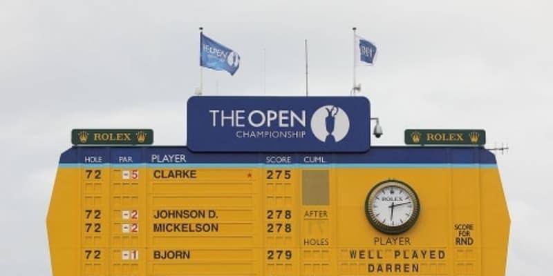 全英オープンの出場枠拡大へ 最終予選会の増枠と欧州ツアーで予選