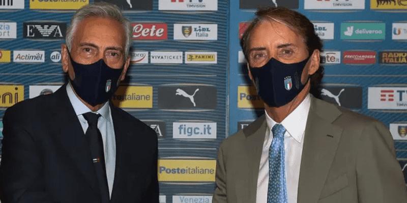 イタリア代表のマンチーニ監督が2026年まで契約延長!チーム再建で2年以上無敗を維持