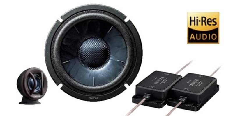 ダイヤトーン、17cmセパレート2ウェイスピーカー発売へ ハイエンド振動板で高音質化