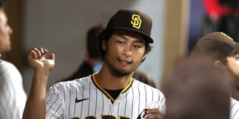 【MLB】ダルビッシュ、寝る直前にフォーム修正「ビデオ見て気づいた」 7回10Kゼロ封4勝目