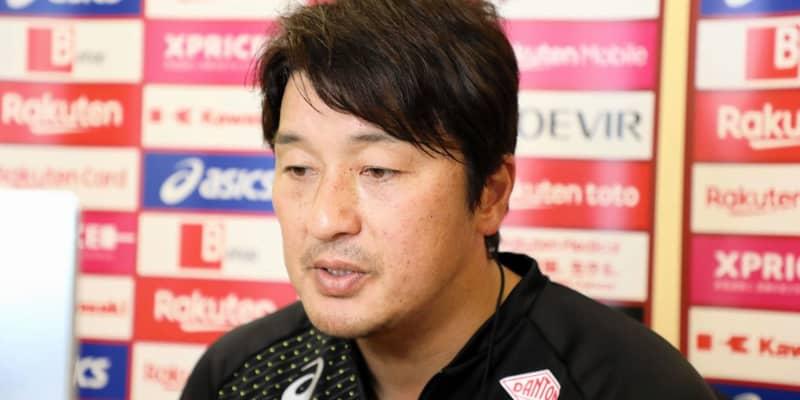 神戸・三浦監督 フェルマーレンのベルギー代表招集「監督としては難しくなる」