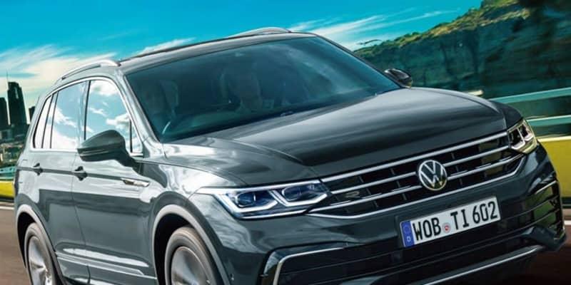 320馬力のハイパフォーマンスモデル「ティグアンR」に注目! フォルクスワーゲン 新型ティグアン発売。価格は407万9000円〜
