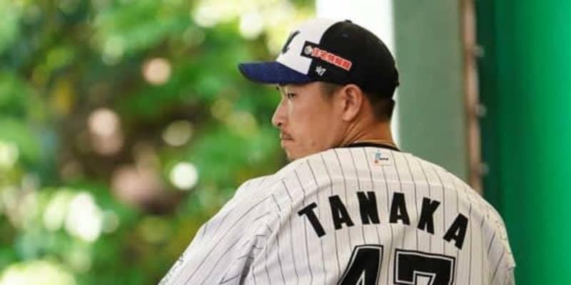 ロッテ田中靖、左内腹斜筋損傷で復帰まで6~8週間 17日に登録抹消