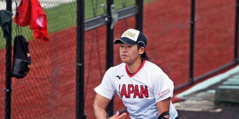 ソフトボール日本代表が5日で10試合 若手選抜と 上野由岐子「相乗効果ある」