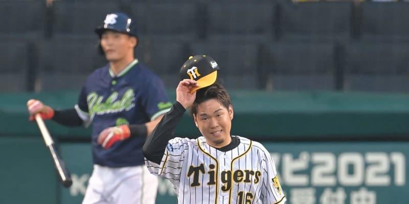阪神・西勇が移籍後初の押し出し四球 先制点を献上