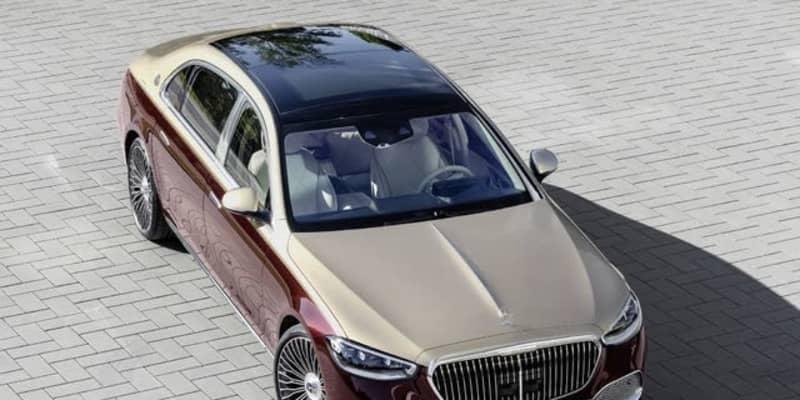 メルセデスマイバッハ Sクラス 新型、受注を欧州で開始…16万4565ユーロから
