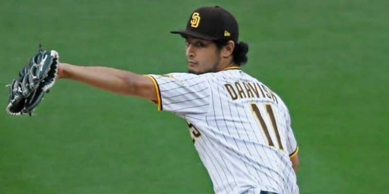 """【MLB】「どうやって打つんだ?」 ダルビッシュ、155キロの曲がり過ぎる""""魔球""""に米困惑"""