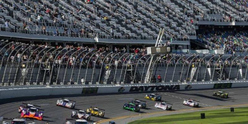 2022年デイトナ24時間レースのスケジュール発表。テスト&予選は決勝前週に開催/IMSA