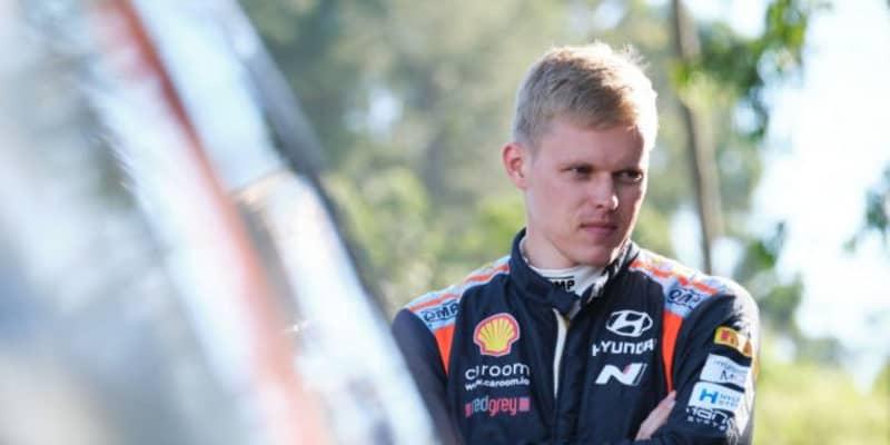 首位快走からリタイアに転じたタナク「あの時までは本当に素晴らしかった」/WRC第4戦ポルトガル デイ2後コメント