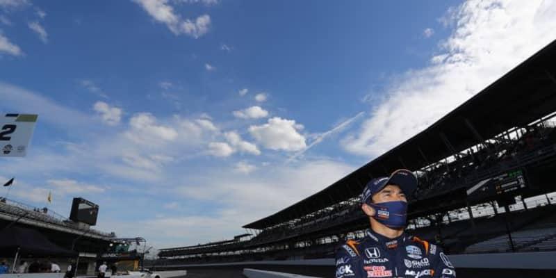 インディ500予選で謎の失速に落胆。15番グリッドが決定した佐藤琢磨「スピードが足りなかった」