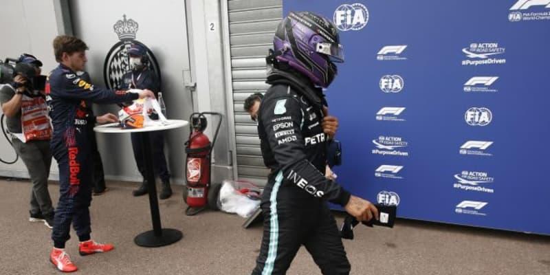 ハミルトン7番手に沈む「セッティングがうまくいかず状況が悪化。ここからでは優勝は無理」メルセデス/F1第5戦予選
